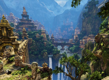 Шамбала - земята, където господства хармония, спокойствие и езотерична мъдрост