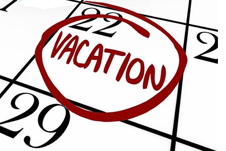 Къде се трудят срещу най-дълга отпуска?