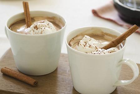 Защо през зимата консумираме повече канела и какао