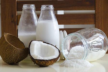 Да си направим: Кокосово мляко