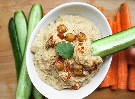 Международен ден на хумуса