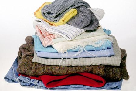 Нов живот за старите дрехи