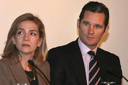 6 г. затвор за зетя на испанския крал Фелипе