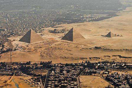 Откриха пирамида на 3700 години
