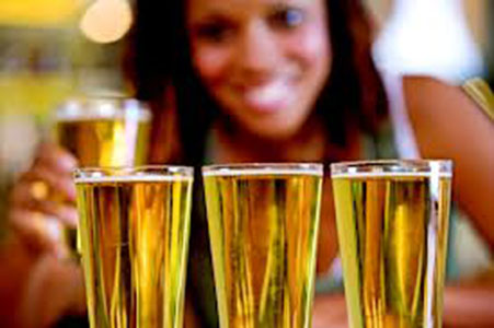 Две бири са перфектното обезболяващо средство