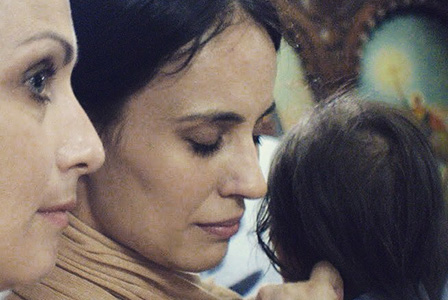 Радина и Деян кръстиха малкия Христо