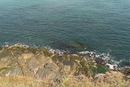 Черно море с нов тюркоазен цвят