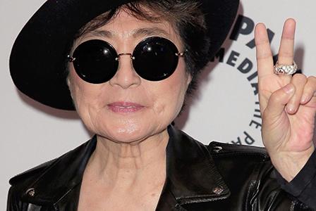 Йоко Оно получи признание като съавтор на Imagine