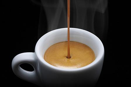 Кафето топи калории