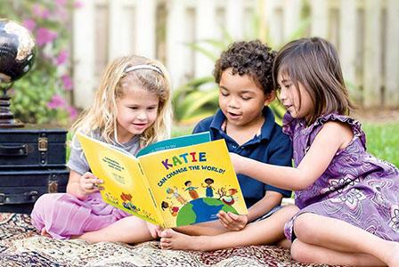 Многобройните илюстрации в книжките затормозяват децата