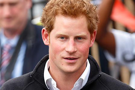 Принц Хари заведе любимата си на почивка в Африка