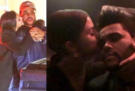 The Weeknd иска деца от Селена Гомез