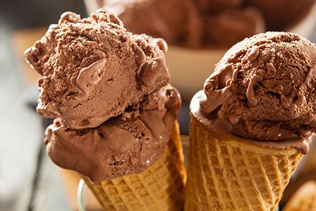 Немският сладолед - от екзотичен, по-екзотичен