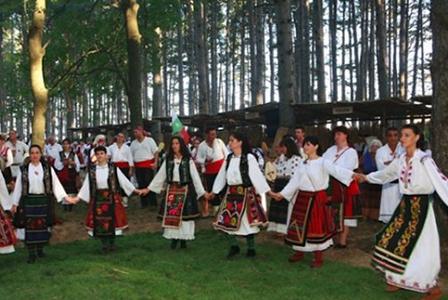 Фестивал на народната носия в Жеравна