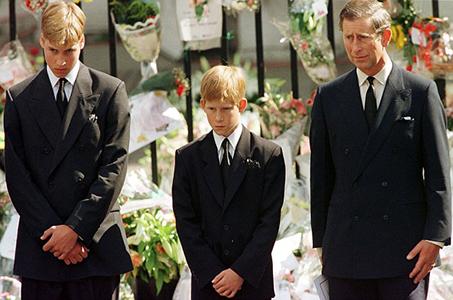 Принц Хари проговори за най-тежките дни в живота си  след смъртта на принцеса Даяна