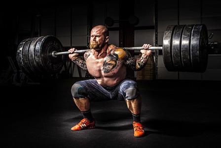 Прекомерните тренировки са вредни за мъжете