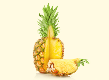 Диета с ананас