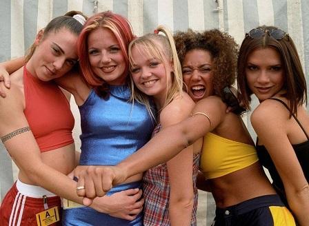 Spice Girls се събират в пълен състав