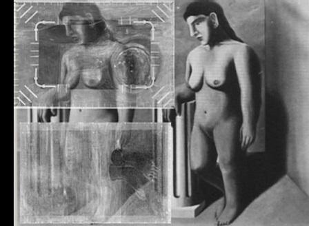 Откриха последното липсващо парче от картина на Рене Магрит