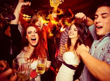 Колко алкохол ни е нужен за дансинга