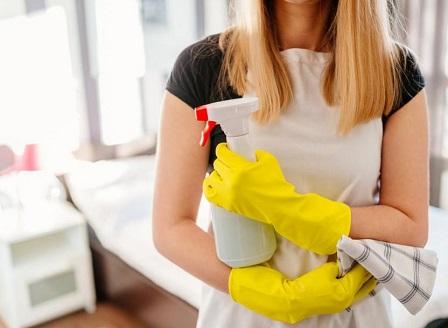 Малки хитринки, които помагат при чистене