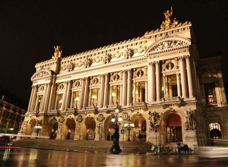 Парижката опера ще чества 350-ата си годишнина