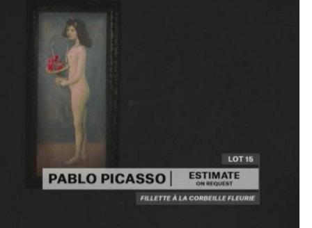 Картини на Пикасо, Моне и Матис бяха продадени за рекордни суми