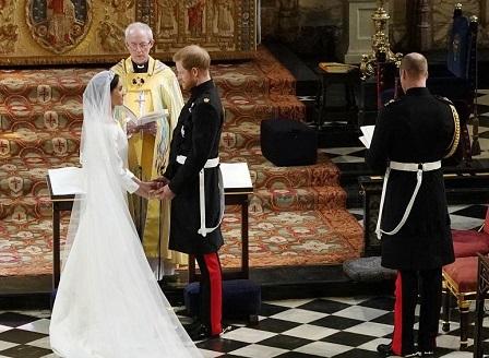 Знаменитости и блясък на кралската сватба
