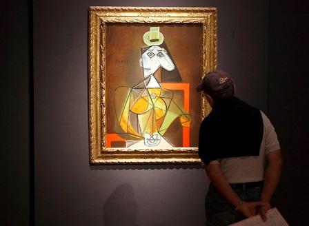 Шедьоври на Пикасо и Моне ще бъдат предложени на търг в Лондон