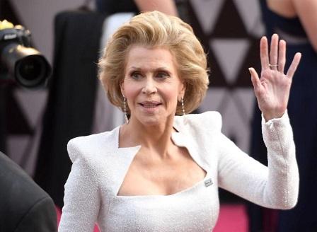 Джейн Фонда взе наградата на кинофестивала Люмиер в Лион