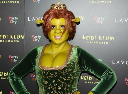 Хайди Клум организира 19-то ежегодно парти за Хелоуин
