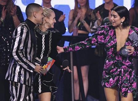 MTV раздаде Европейските музикални награди