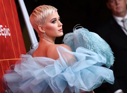Кейти Пери е най-скъпо платената певица за годината