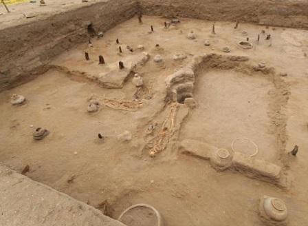 Археолози в Перу откриха древен церемониален комплекс