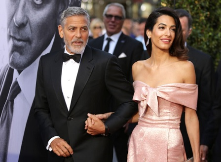 Свърши ли любовта между Амал и Джордж Клуни?