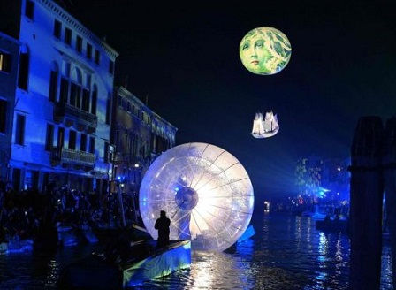 Започна ежегодният карнавал във Венеция