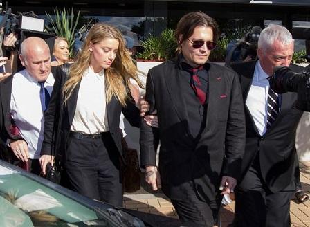 Джони Деп съди бившата си съпруга за 50 млн. долара