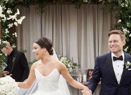 Актрисата Лиа Мишел се омъжи