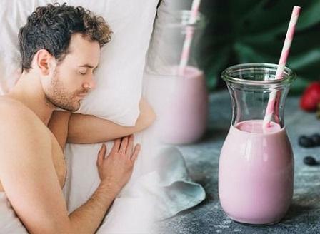 С какво да комбинираме топлото мляко за по-добър сън