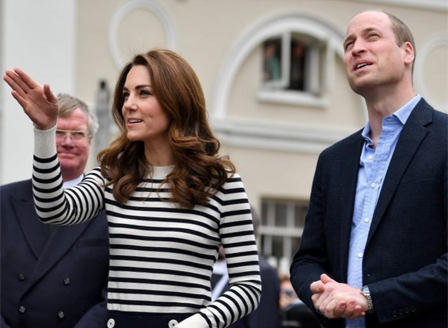 Принц Уилям се изправя срещу съпруга си Кейт за Купата на краля