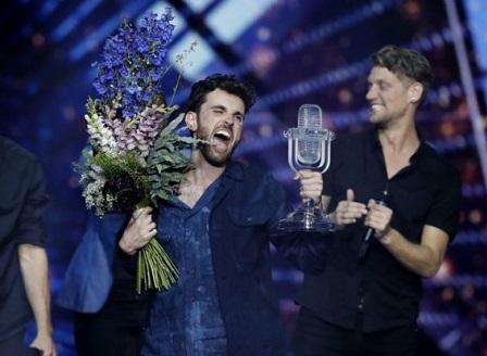 Холандия е големият победител на финала на Евровизия