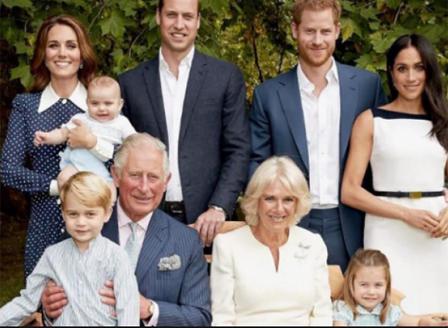 Как кралското семейство отбеляза Деня на бащата?