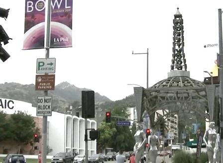Нагла кражба в Холивуд