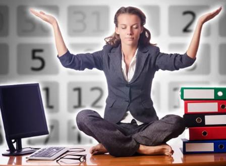 Как да работим в офис и да сме в добра форма?