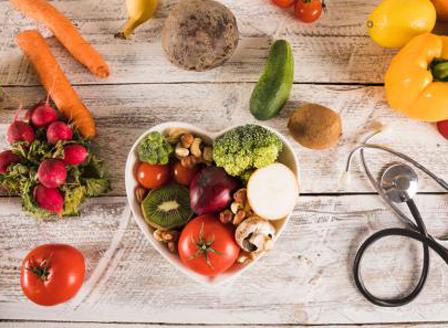 Предотвратете хипертонията и влезте във форма с DASH диета
