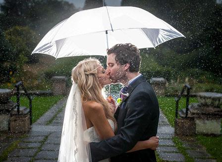 Калкулатор предсказа дали ще вали в деня на сватбата