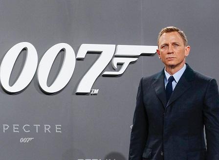 Новият филм за Джеймс Бонд ще се казва