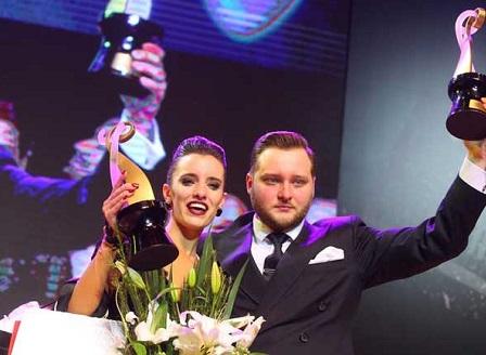 Аржентино-руска двойка спечели Световното по салонно танго