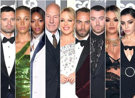 Списание GQ отличи най-стилните знаменитости