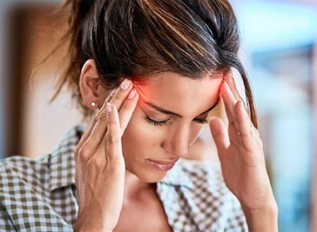 Да се преборим с главоболието с природни средства